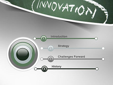 Innovation Mind Map PowerPoint Template Slide 3