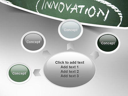 Innovation Mind Map PowerPoint Template Slide 7