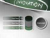 Innovation Mind Map PowerPoint Template#11