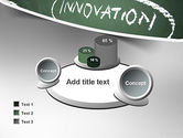 Innovation Mind Map PowerPoint Template#16