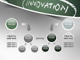Innovation Mind Map PowerPoint Template#19