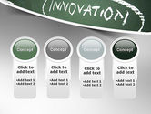 Innovation Mind Map PowerPoint Template#5