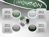 Innovation Mind Map PowerPoint Template#9