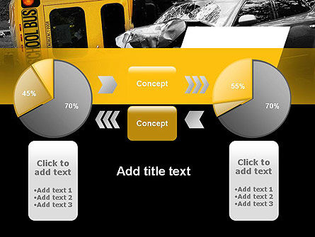 School Bus Accident PowerPoint Template Slide 16