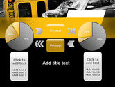 School Bus Accident PowerPoint Template#16