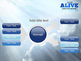 Come Alive PowerPoint Template#15