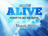 Come Alive PowerPoint Template#20