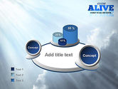 Come Alive PowerPoint Template#6