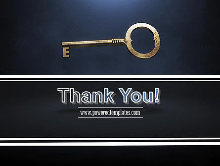 Key to All Doors PowerPoint Template Slide 20