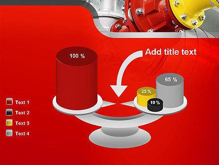 Industrial Pipe Junction PowerPoint Template Slide 10