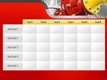 Industrial Pipe Junction PowerPoint Template Slide 15