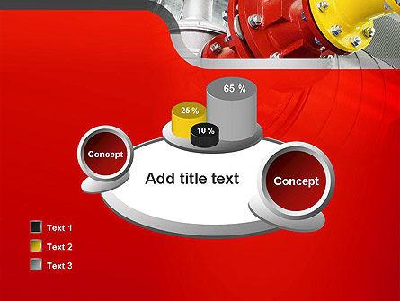 Industrial Pipe Junction PowerPoint Template Slide 16