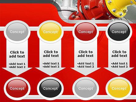Industrial Pipe Junction PowerPoint Template Slide 18