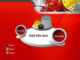 Industrial Pipe Junction PowerPoint Template#16