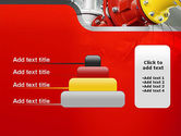 Industrial Pipe Junction PowerPoint Template#8