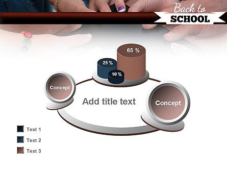 Back to School Concept PowerPoint Template Slide 16