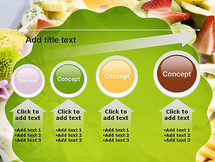 Baby Shower Food PowerPoint Template Slide 13