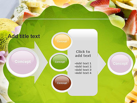 Baby Shower Food PowerPoint Template Slide 17
