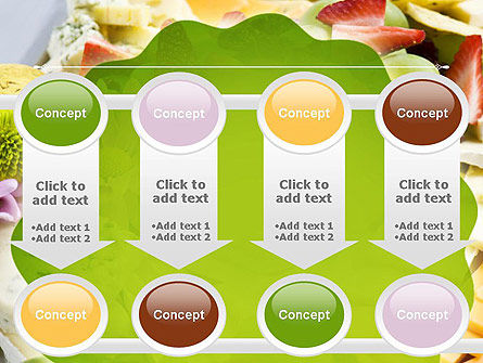 Baby Shower Food PowerPoint Template Slide 18