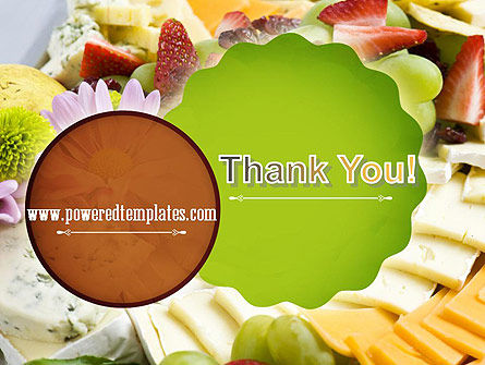 Baby Shower Food PowerPoint Template Slide 20