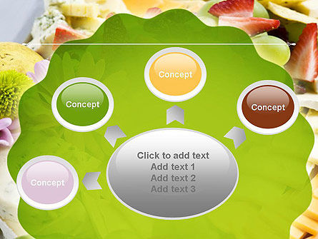Baby Shower Food PowerPoint Template Slide 7