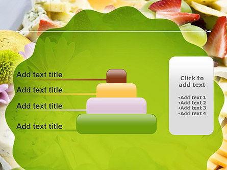 Baby Shower Food PowerPoint Template Slide 8