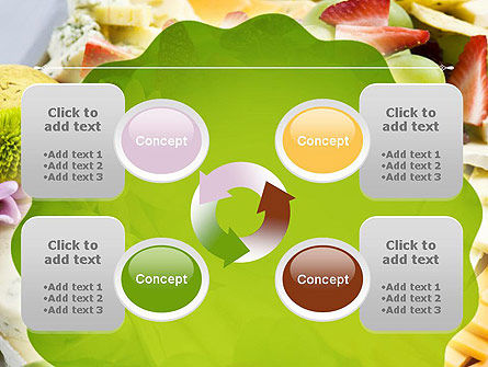 Baby Shower Food PowerPoint Template Slide 9