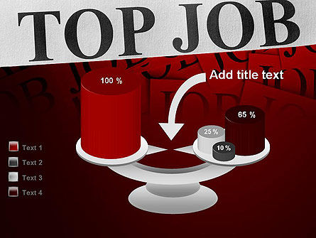 Top Job PowerPoint Template Slide 10
