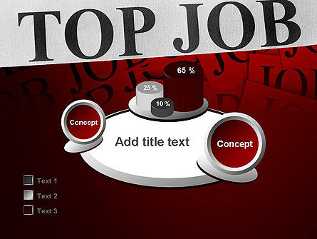 Top Job PowerPoint Template Slide 16