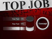 Top Job PowerPoint Template#11