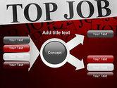 Top Job PowerPoint Template#14