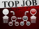 Top Job PowerPoint Template#19