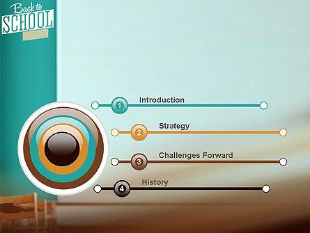 Classroom PowerPoint Template Slide 3