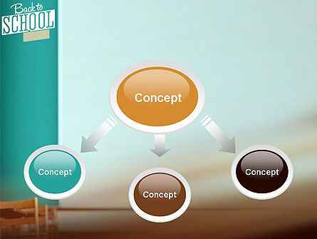 Classroom PowerPoint Template Slide 4
