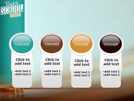 Classroom PowerPoint Template Slide 5