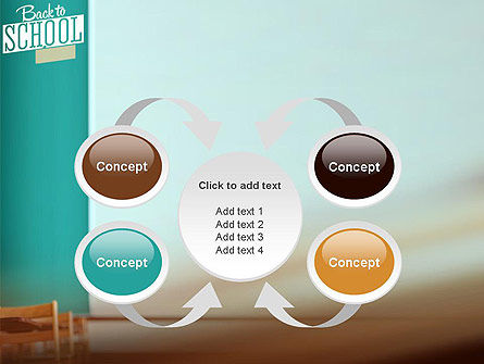 Classroom PowerPoint Template Slide 6