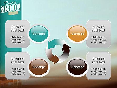 Classroom PowerPoint Template Slide 9