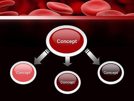 RBC Cells PowerPoint Template, Slide 4, 11247, Medical — PoweredTemplate.com