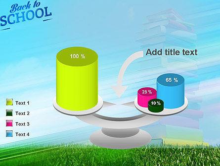 Books for Children PowerPoint Template Slide 10