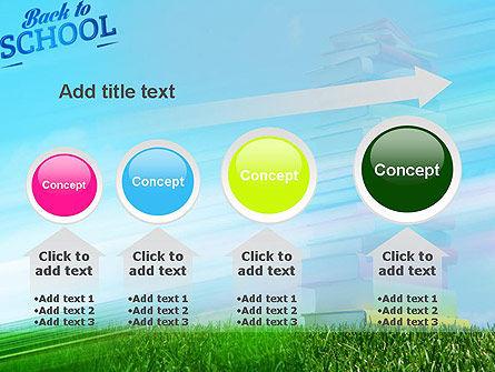 Books for Children PowerPoint Template Slide 13