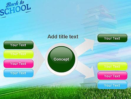Books for Children PowerPoint Template Slide 14