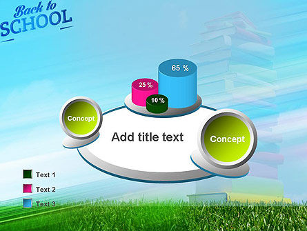 Books for Children PowerPoint Template Slide 16