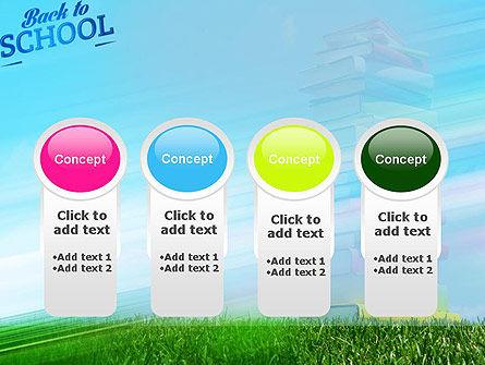 Books for Children PowerPoint Template Slide 5