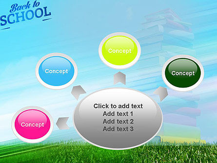 Books for Children PowerPoint Template Slide 7