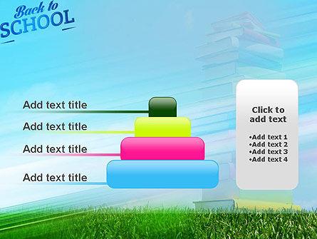 Books for Children PowerPoint Template Slide 8