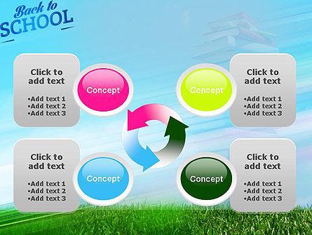 Books for Children PowerPoint Template Slide 9