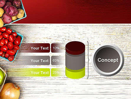 Fruit and Veg PowerPoint Template Slide 11
