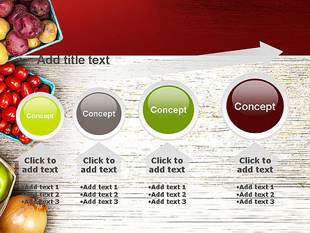 Fruit and Veg PowerPoint Template Slide 13