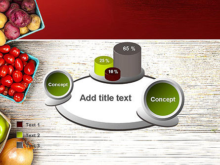 Fruit and Veg PowerPoint Template Slide 16