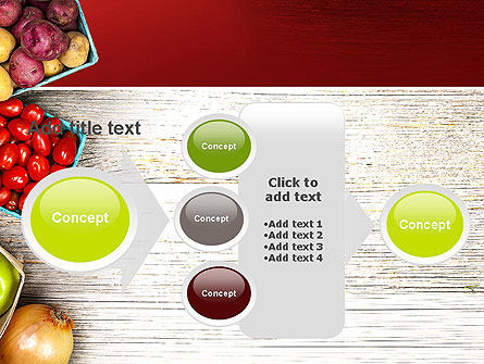 Fruit and Veg PowerPoint Template Slide 17